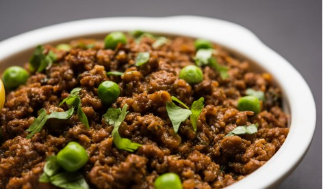 Five Star Keema Karahi Recipe